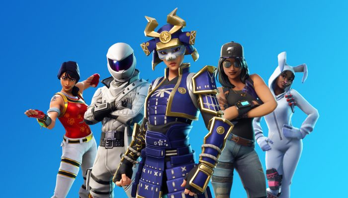 Fortnite: 'Outfit Art Update'