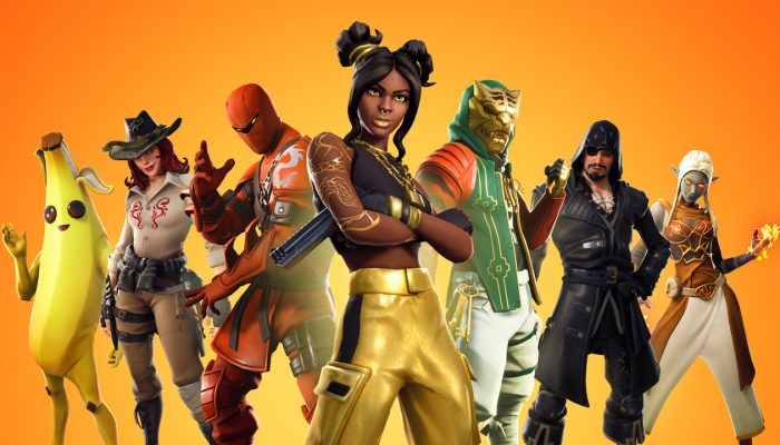 Fortnite: 'v8.00 Patch Notes'