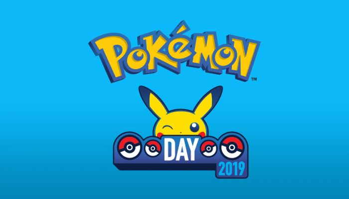 NoA: 'Happy Pokémon Day [2019]!'