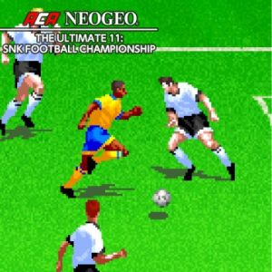 Nintendo eShop Downloads Europe ACA NeoGeo The Ultimate 11 SNK Football Championship