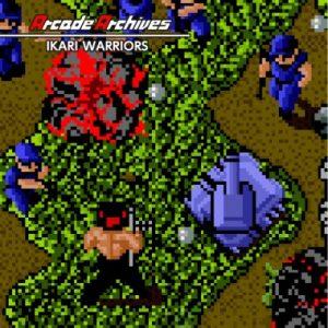 Nintendo eShop Downloads Europe Arcade Archives Ikari Warriors