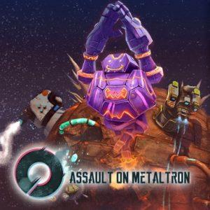 Nintendo eShop Downloads Europe Assault On Metaltron