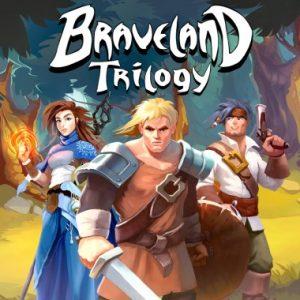 Nintendo eShop Downloads Europe Braveland Trilogy