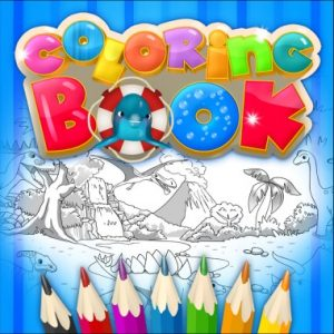 Nintendo eShop Downloads Europe Coloring Book