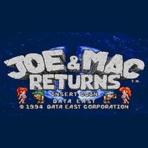 Nintendo eShop Downloads Europe Johnny Turbo's Arcade Joe and Mac Returns