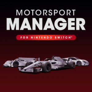 Nintendo eShop Downloads Europe Motorsport Manager for Nintendo Switch