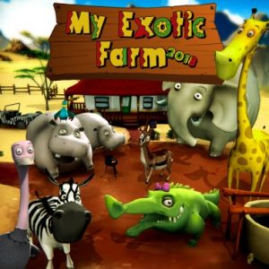 Nintendo eShop Downloads Europe My Exotic Farm 2018