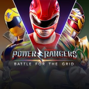 Nintendo eShop Downloads Europe Power Rangers Battle for the Grid