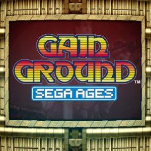 Nintendo eShop Downloads Europe SEGA AGES Gain Ground