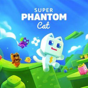 Nintendo eShop Downloads Europe Super Phantom Cat Remake