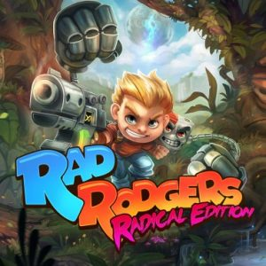 Nintendo eShop Downloads Europe Rad Rodgers Radical Edition