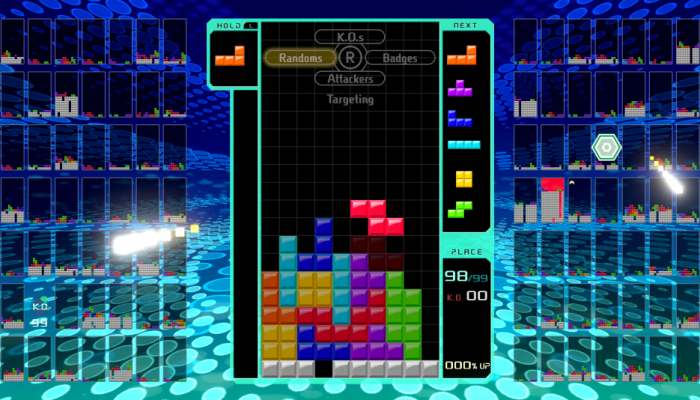 Nintendo UK: 'Boost your block-dropping abilities with our Tetris 99 tips!'