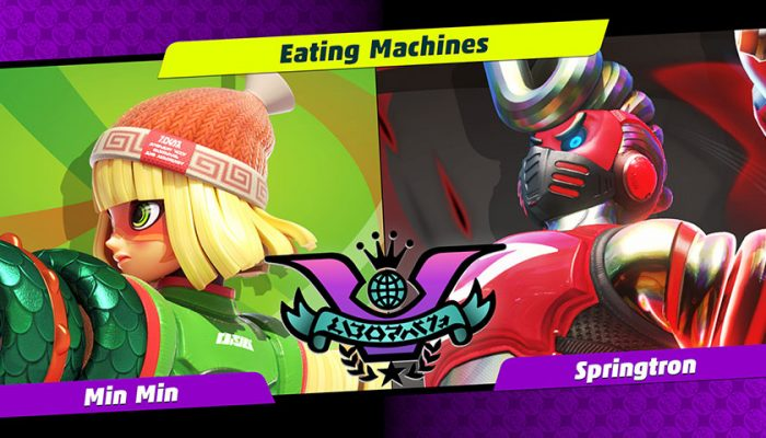 NoA: 'Ramen-ber the next Party Crash Bash! Sparks will fly as Min Min and Springtron'