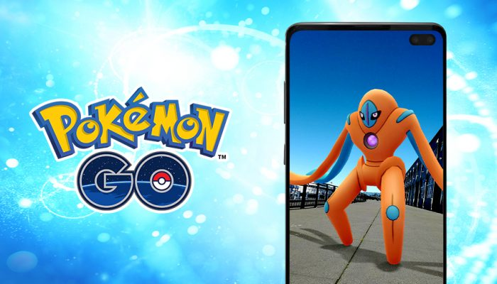 Niantic: 'Get ready! Defense Forme Deoxys alters EX Raids!'
