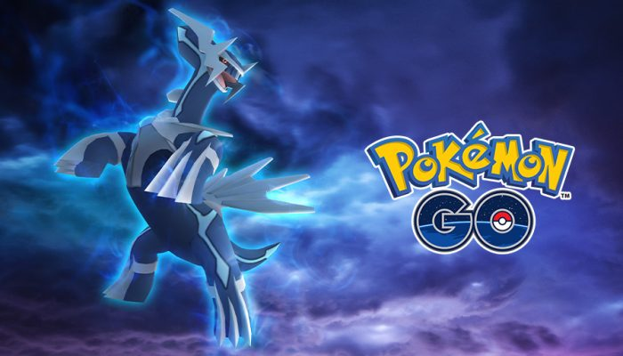Niantic: 'Don't waste time – challenge Dialga in Raids!'