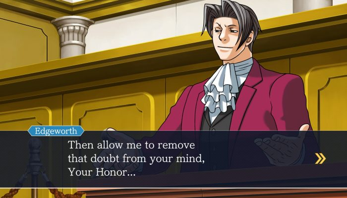 Capcom: 'Phoenix Wright: Ace Attorney Trilogy comes to your favorite platform beginning April 9th!'