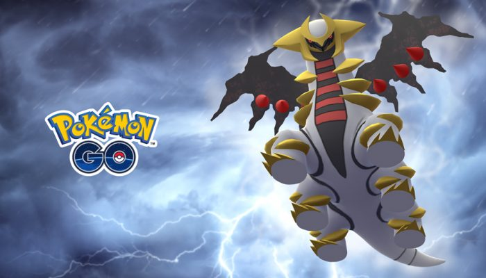 Niantic: 'Giratina Returns, Ready to Transform!'