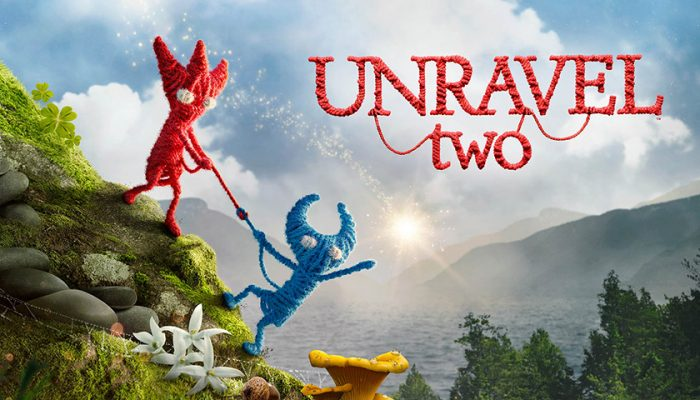NoA: 'You can swing into a new journey with Unravel Two – available today!'