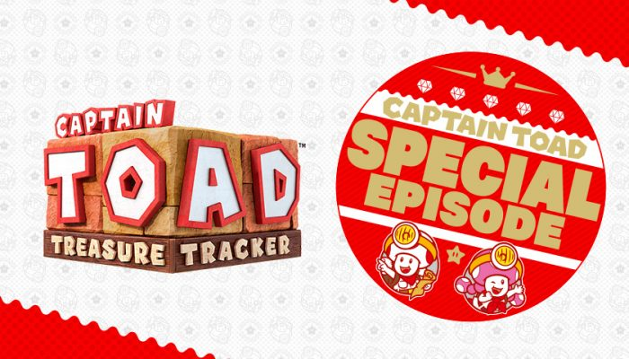 NoA: '18 new challenges make the adventure even bigger in the Captain Toad: Treasure Tracker – Special Episode DLC'