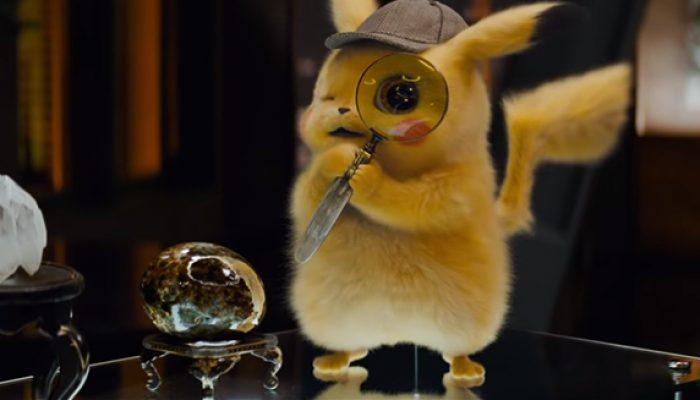 Pokémon: 'Investigate the New Pokémon Detective Pikachu Trailer'