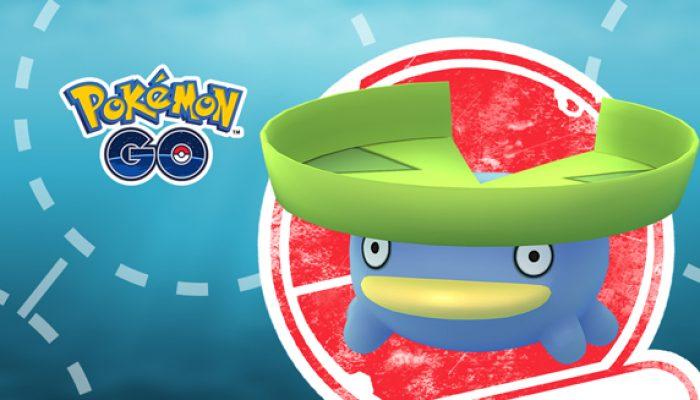 Pokémon: 'Lotad Springs Forward in Pokémon Go'