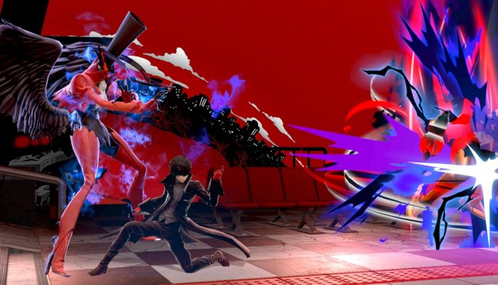 NoA: 'Joker from Persona 5 Joins the Battle in Super Smash Bros. Ultimate on April 17'