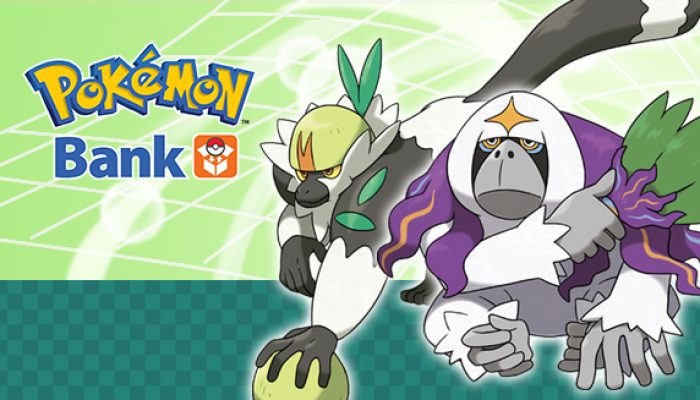 Pokémon: 'Another Bonus for Pokémon Bank Subscribers'