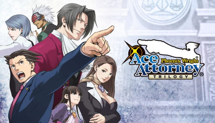 Capcom: 'TAKE THAT! Phoenix Wright: Ace Attorney Trilogy is out now!'