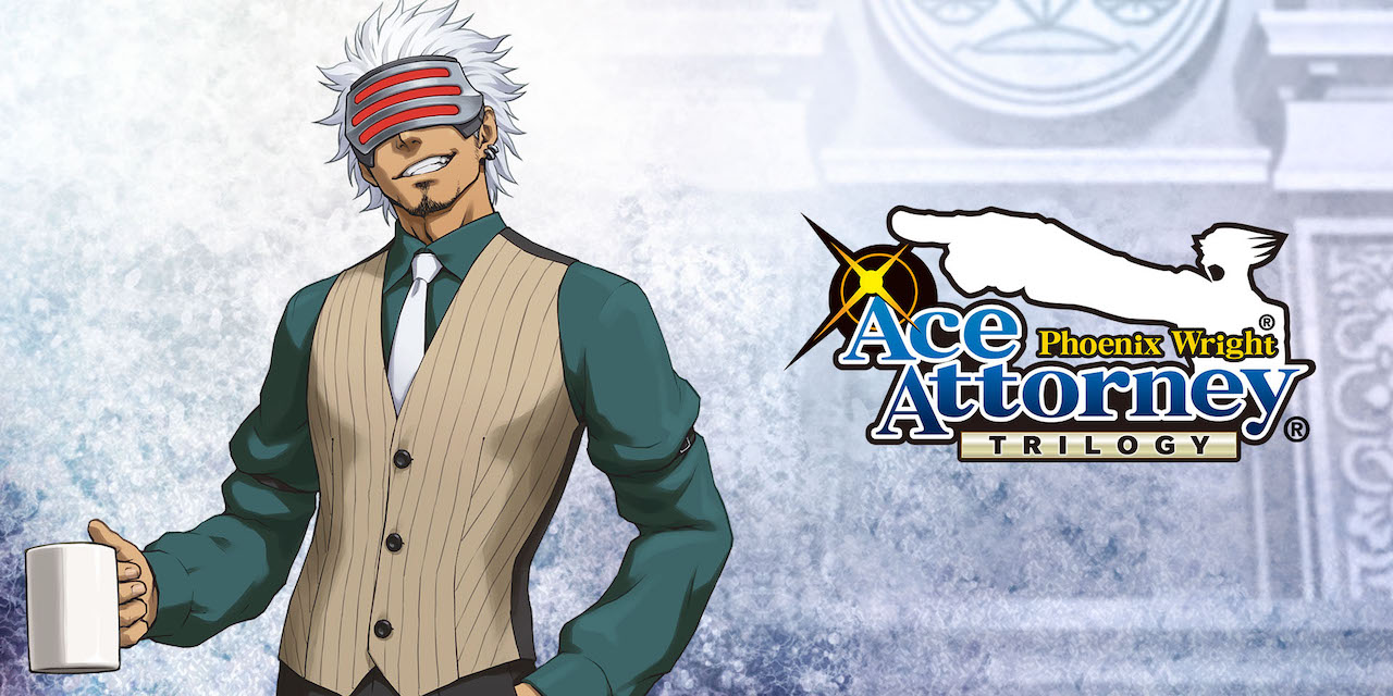 Capcom Ace Attorney Files Godot Man Of Mystery And Coffee