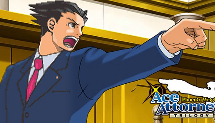 Capcom: 'Phoenix Wright: Ace Attorney Trilogy Dev Column 2: The Art of the Turnabout'