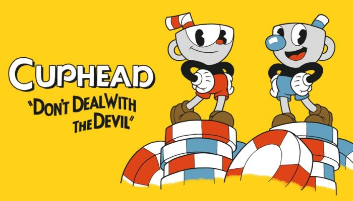 NoA: 'A brawl is surely brewing! Cuphead is available today!'