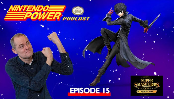 NoA: 'Nintendo Power Podcast Episode 15 available now!'