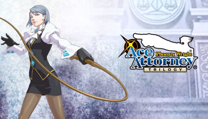 Capcom: 'Ace Attorney Files: Franziska von Karma, the Whip of Vengeance'