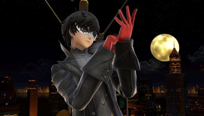 Nintendo France : 'Joker de Persona 5 rejoint la bataille dans Super Smash Bros. Ultimate le 18 avril !'