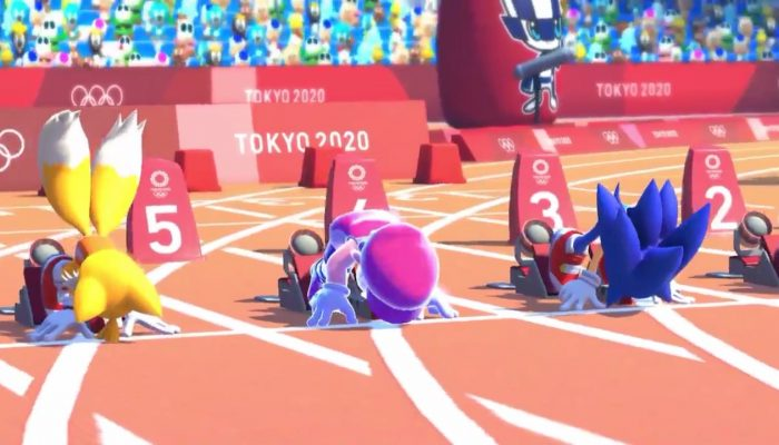 SEGA unveils its official Olympic Games Tokyo 2020 titles