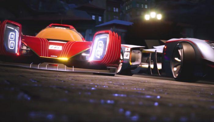 Xenon Racer – Launch Trailer