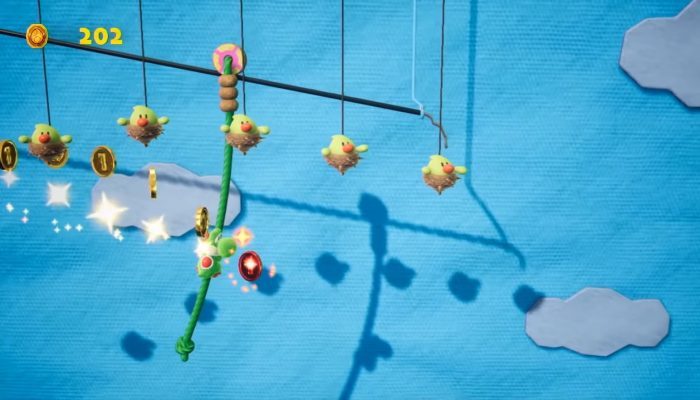 Yoshi's Crafted World – Les bases du jeu