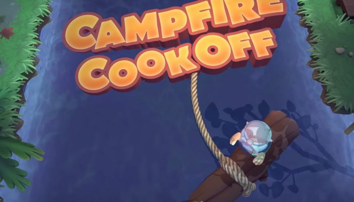 Overcooked 2 – Campfire Cook Off Announcement Trailer