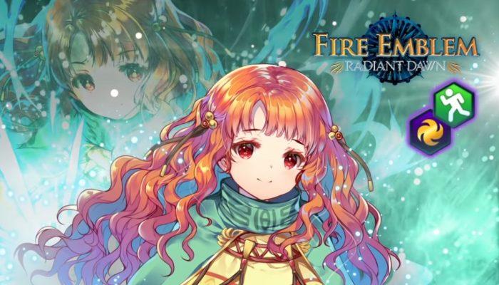 Fire Emblem Heroes – Mythic Hero (Yune: Chaos Goddess) Trailer