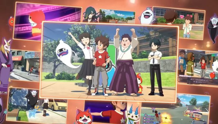 "Yo-kai Watch 4 – Japanese ""Dondake"" TV Commercial"