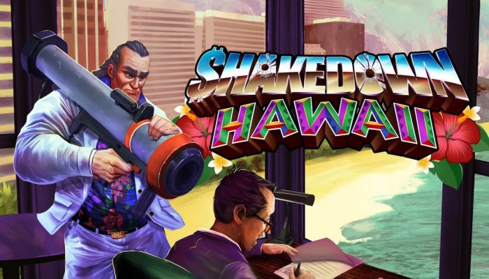 Shakedown Hawaii – Shakedown Sirens Soundtrack