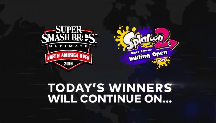 Splatoon and Super Smash Bros. World Championships announced for June 8 in Los Angeles