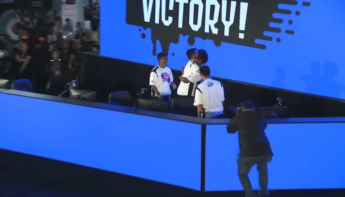 Splatoon 2 North America Inkling Open 2019 PAX East Finals