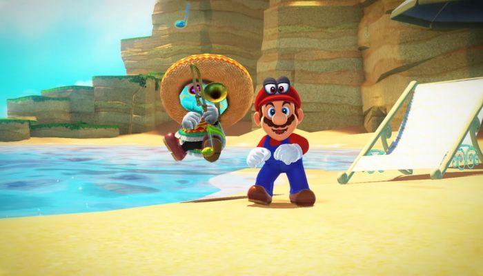 Nintendo Labo – Japanese VR Kit x Super Mario Odyssey Showcase