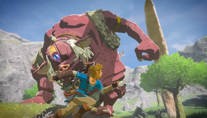 Nintendo Labo – Japanese VR Kit x The Legend of Zelda Breath of the Wild Showcase