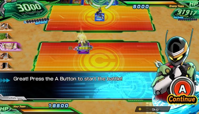 Super Dragon Ball Heroes: World Mission – Tutorial Video #2