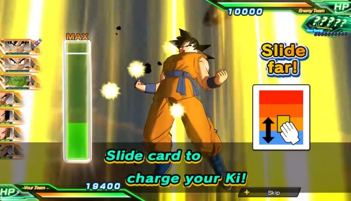 Super Dragon Ball Heroes: World Mission – Tutorial Video #3