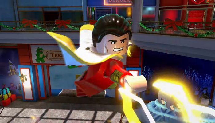 LEGO DC Super-Villains – Shazam DLC Launch Trailer
