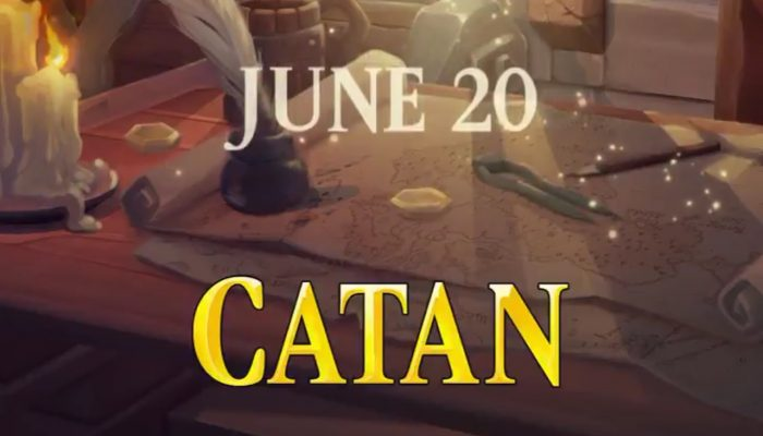 Catan comes to Nintendo Switch on June 20