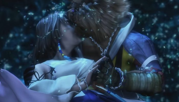 Final Fantasy X/X-2 HD Remaster – Tidus and Yuna